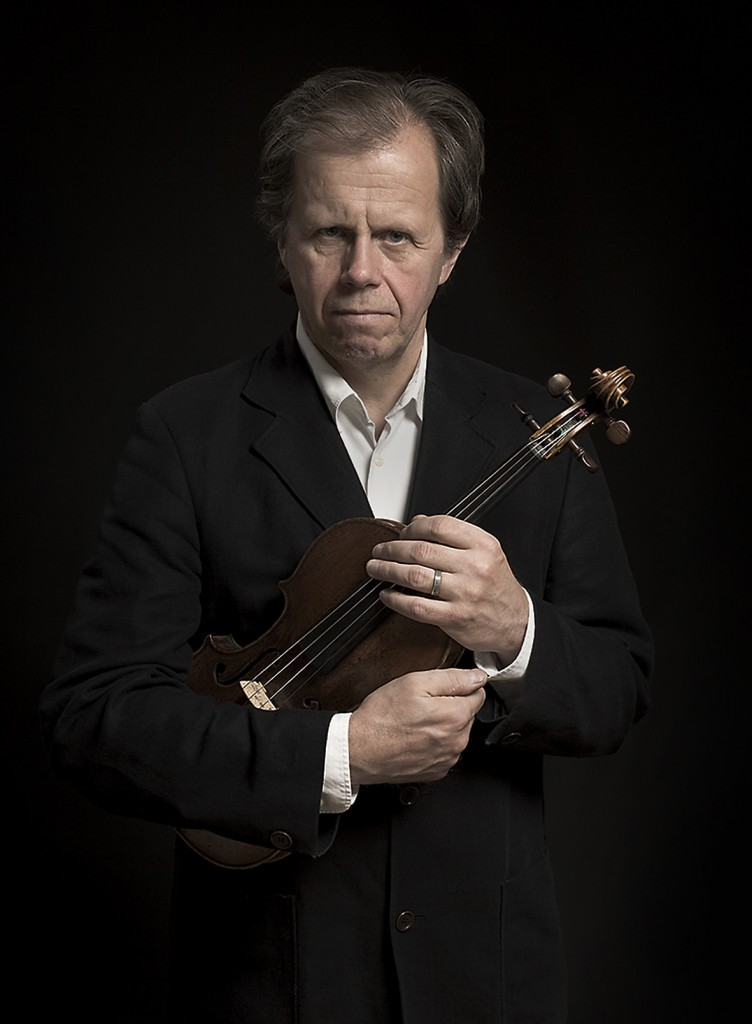 Musikern Thomas Andersson.