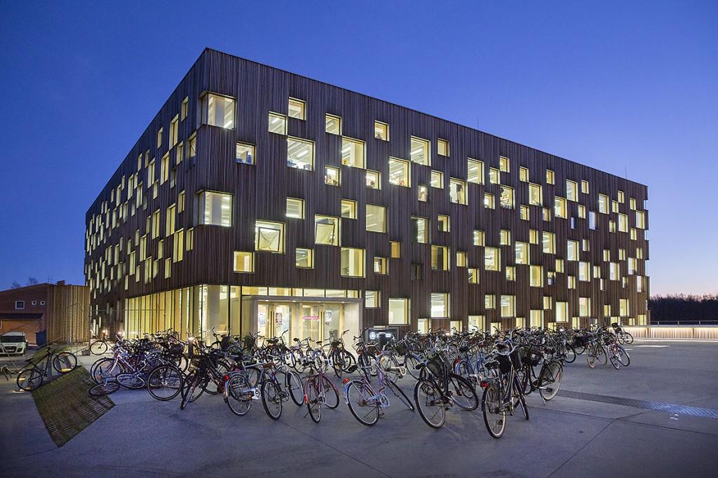 Arkitekthögskolan