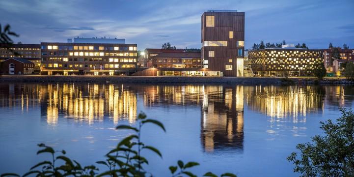 Fotograf Umeå; Johan Gunséus