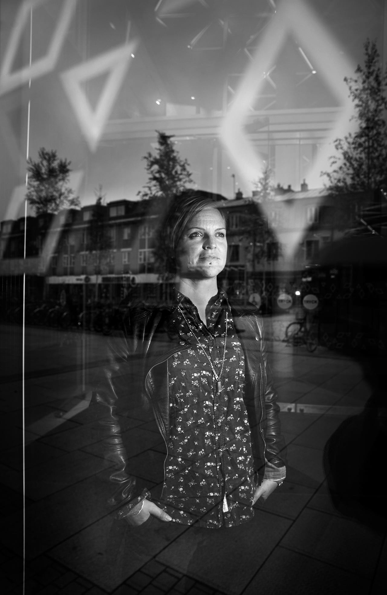 Mona Linden, Umeå.